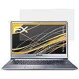 atFolix Schutzfolie für Samsung Serie 9 (900X3D) Displayschutzfolie - 2 x FX-Antireflex blendfreie Folie