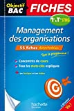 Objectif Bac Fiches Management 1re Et Term STMG (French Edition)