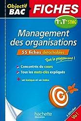 Objectif Bac Fiches Détachables Management 1ère Et Term STMG