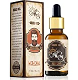 Captain Thug Medieval Beard Growth Oil - Ultra Premium - 9 Essential Oils