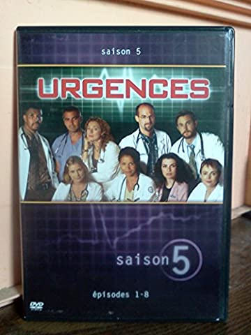 URGENCES Saison 5 episodes 1-8