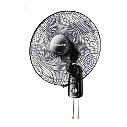 MMM- Ventilador de pared eléctrico / 17 pulgadas / Hojas de cinco...