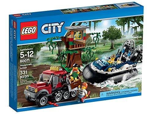 Preisvergleich Produktbild Hovercraft Arrest Lego- 60071 by LEGO