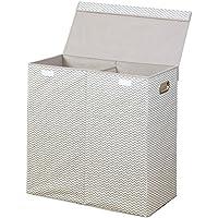 Wäschebox Faltbar Wäschenetz Wäschesack Box Tonne Wäschesammler Funktion