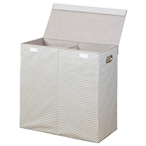 interdesign-chevron-cesta-doppia-abbigliamento-lavanderia-pieghevole-divisore-con-maniglie-e-coperch