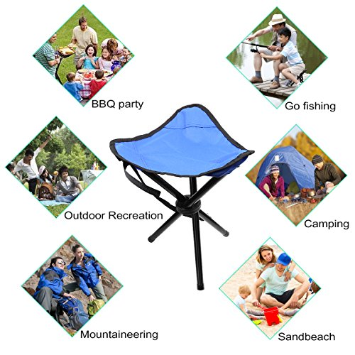 Ideapro Lightweight Camping Hiking Fishing Lawn Portable