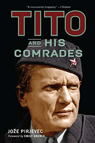 Tito and His Comrades (English Edition)