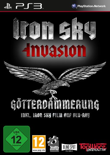 Iron Sky: Invasion - Götterdämmerung Edition - [PlayStation 3]
