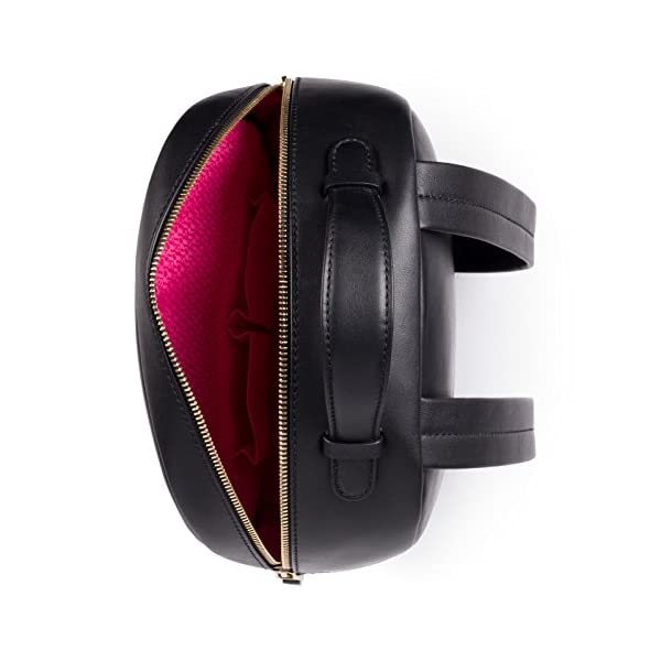 51pZr hvYrL. SS600  - Tous Higgins, Bolso mochila para Mujer, Negro (Negro 695890197), 27.5x33x11.5 cm (W x H x L)