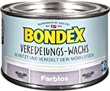 Bondex Veredelungs-Wachs Transparent - 392733