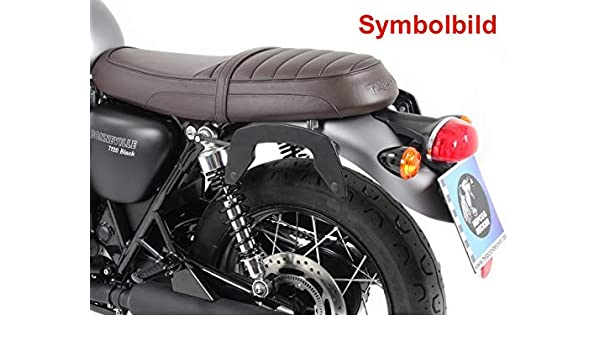 schwarz f/ür Honda CB 900 Hornet Hepco/&Becker C-Bow Seitentr/äger