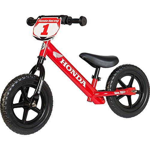 STRIDER 12 Sport Custom - Honda, RED