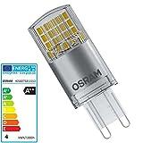 Osram Parathom Dim Led Pin G93.5W G9A + + warmweiß–LED-Lampe (warmweiß, silber, A + +, 220–240, 4KWh, 2cm)