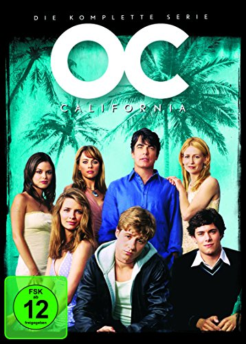 Produktbild O.C. California - Die komplette Serie (Staffel 1-4) (exklusiv bei Amazon.de) [Limited Edition] [26 DVDs]