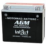 intact Bike-Power AGM 12V 20Ah 82003 YTX20HL-BS