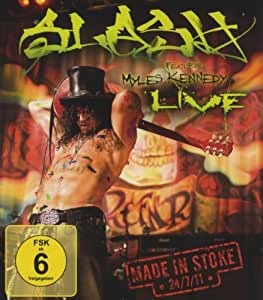 Slash feat. Myles Kennedy - Live/Made In Stoke 24/7/11 [Blu-ray]