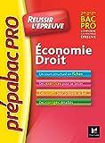 PREPABAC - Economie-Droit - Bac Pro - Nº1 (Prépabac PRO)