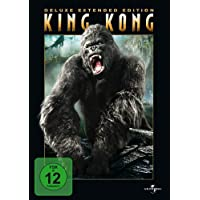 King Kong [Limited Deluxe Edition] [3 DVDs]