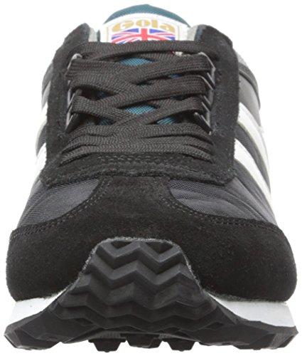 negro Zapatillas Noir Verde Bajos Homme Boston De Gola Azulado Gris Deporte qYw0Fx5