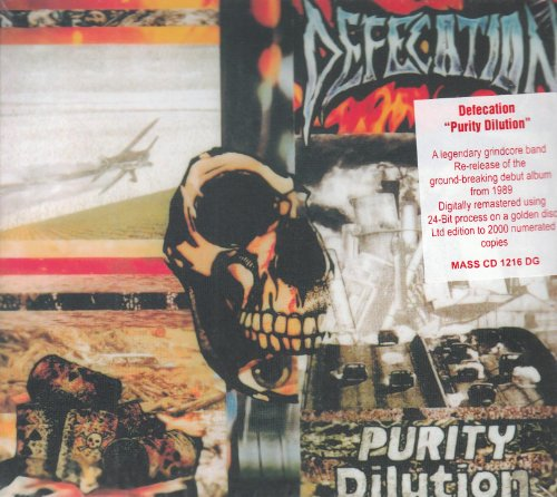 Defecation: Purity Dilution (Remastered) (Audio CD)