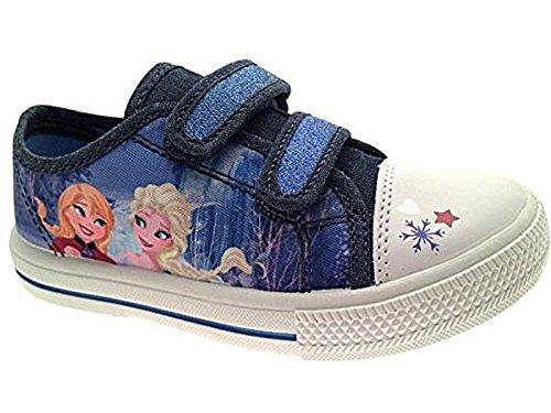 Foster Footwear ,  Jungen Mädchen Unisex Kinder Durchgängies Plateau Sandalen mit Keilabsatz Lilac/Glitter