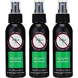 Incognito Anti-Mosquito Camo Spray 100ml-pack of 3