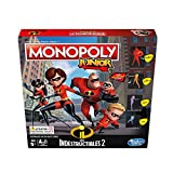 Monopoly Jeu Junior Indestrucibles, E1781