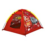 John Kid's Gartenzelt Cars - Spielzelt, Campingzelt, Kinderzelt, Outdoorzelt mit gedrucktem Motiv für Kinder