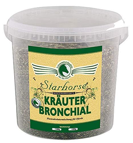 Starhorse Kräuter Bronchial 1 kg Eimer für Pferde Kräutermischung