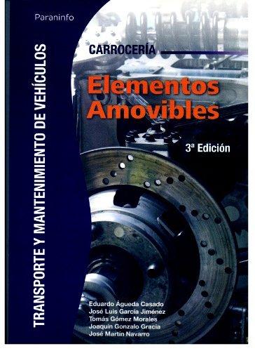 Carrocería. Elementos amovibles por EDUARDO ÁGUEDA CASADO