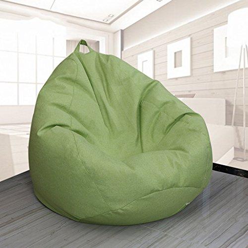 Sitzsäcke Lazy Sofa Kreative Single Sofa Schlafzimmer Wohnzimmer Kleine Wohnung Lounger Stuhl...
