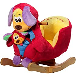 """knorr-baby 60056 - """"Wuffy"""", Cane a dondolo"""