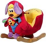 knorr-baby 60056 - Schaukelhund Wuffy