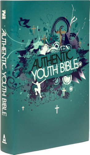 ERV Authentic Youth Bible Teal (Easy Read Version) (Bible Easy Read Version)