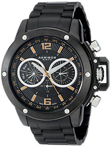 Akribos AK604BK - Reloj para hombres