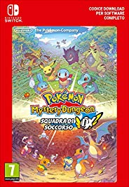 Pokémon Mystery Dungeon: Squadra di Soccorso DX Standard | Nintendo Switch - Codice download