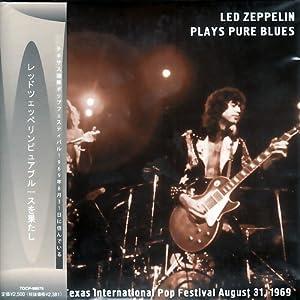 Led Zeppelin - Texas Blues