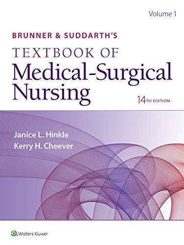 Brunner & Suddarth's Textbook of Medical-Surgical Nursing, International Edition, 1-Volume