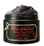 Apre i pori ed elimina le impurità e punti neri con acqua frizzante naturale