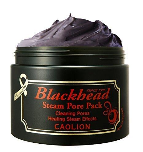 Caolion Blackhead Steam Pore Pack Premium 50g -