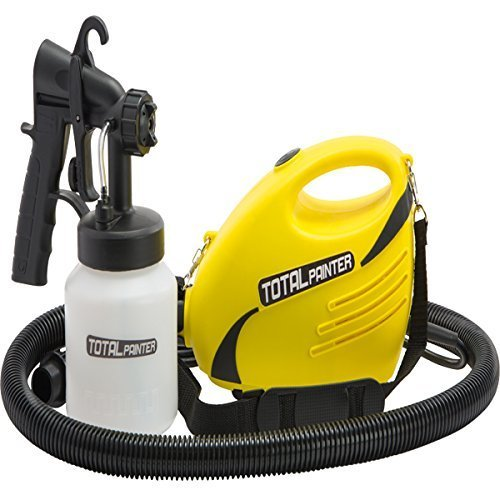 PISTOLET A PEINTURE TOTAL PAINTER 900 WATTS