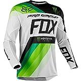 Fox Jersey 360 Draftr Weiß Gr. L