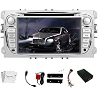 Car DVD Player GPS 2 DIN Car stereo caldo di