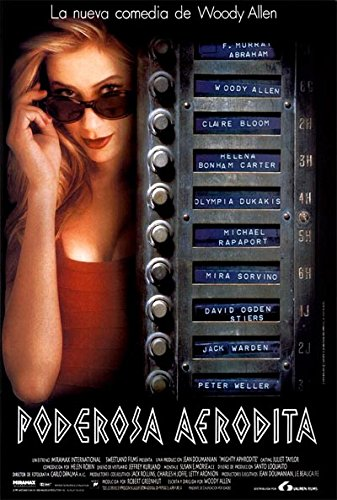 Poderosa Afrodita (Blu-Ray) (Import Sans Langue Française)