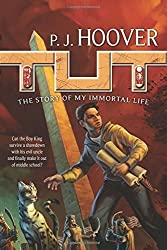 Tut: The Story of My Immortal Life (Tut: My Immortal Life) by P. J. Hoover (2014-09-16)