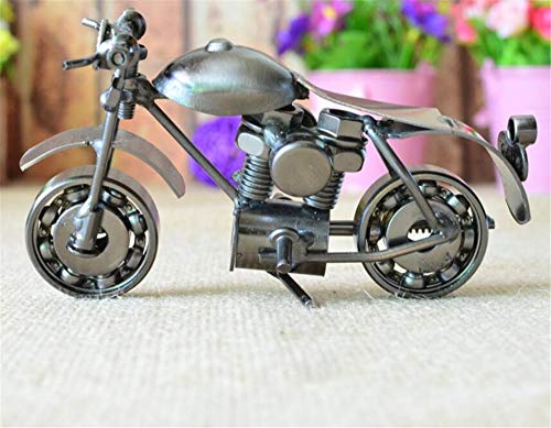 OSRAME Kreativer Schmuck Dekorative Verzierung Harz Handwerk Eisen Handwerk Motorrad Partition Heimtextilien Bekleidungsgeschäft Weiche Dekorationen Fenster Display Ornamente