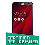 (CERTIFIED REFURBISHED) Asus Zenfone 2 ZE551ML (Red, 32GB)