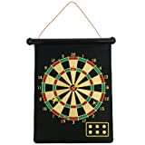 TG Magnetic Roll-up Dart Board and Bullseye Game w/ Darts