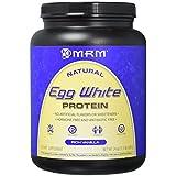 MRM, Protéines d'oeufs blanc naturel, Vanille de France, 24 oz (680 g)