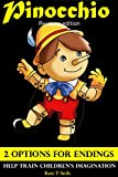 Books For Kids: Pinocchio,Children's books,Bedtime Stories For Kids Ages 3-8 (Early readers chapter books,Early learning,Bedtime reading for kids,Bedtime ... readers / Bedtime stories for kids Book 9)